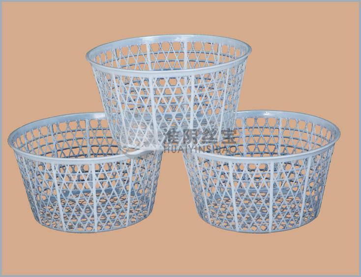 折纸垃圾篮子的步骤图